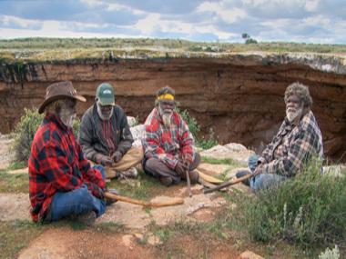 Pitjanjatjarra Elders