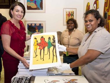 Cairns Indigenous Art Fair a huge success