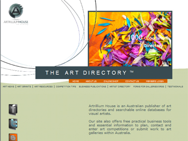 The Art Directory