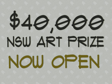 Art prize of $40k open to Aboriginal artists from NSW