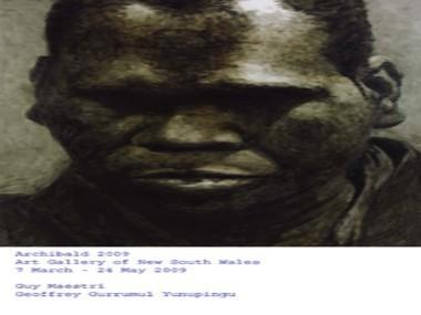 ARCHIBALD/WYNNE PRIZES GET A BIT INDIGENOUS