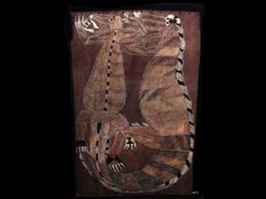 Bark Painting 1930-2000 & Bula' bula Arts New Works