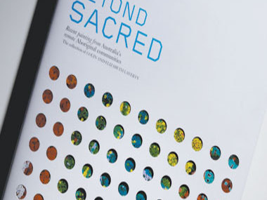 Beyond Sacred : Recent Paintings from Australia's remote Aboriginal communities