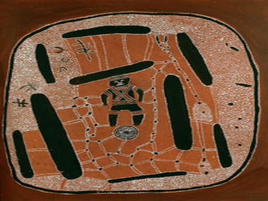 Bonhams Australia May 28 Aboriginal Art Auction Features Amazing Array of Paintings and Artefacts