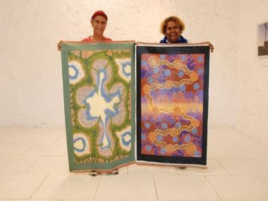 Aboriginal Art Exhibition to be held at Kidogo Arthouse