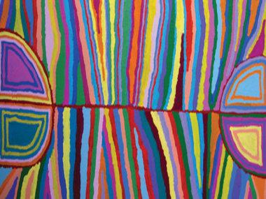 Contemporary Aboriginal Art Exhibition :: Opens May 6