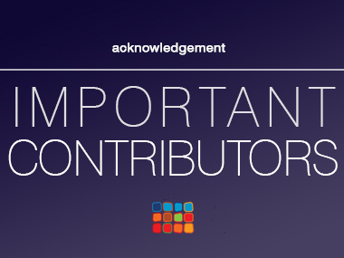 Contributing Writers