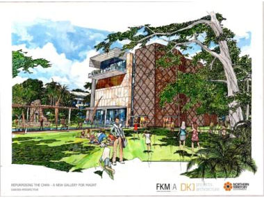 Darwin's Chan Building to be Transformed