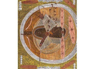 Early Papunya Boards Lead Landmark Bonhams Aboriginal Art Auction