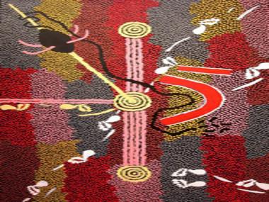 Elder Fine Art Aboriginal Paintings Auction: December 2 2007