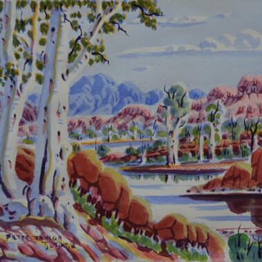 Finke Gorge