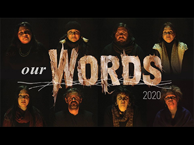 First Nations Poets in a Dedicated FB Event