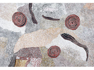 Gagosian Goes Aboriginal