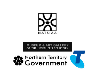 Gallery installation completed for 2012 Telstra Art Award