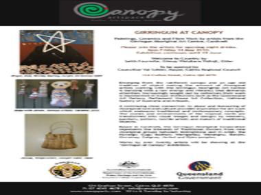 Girringun Aboriginal Art Centre at Canopy