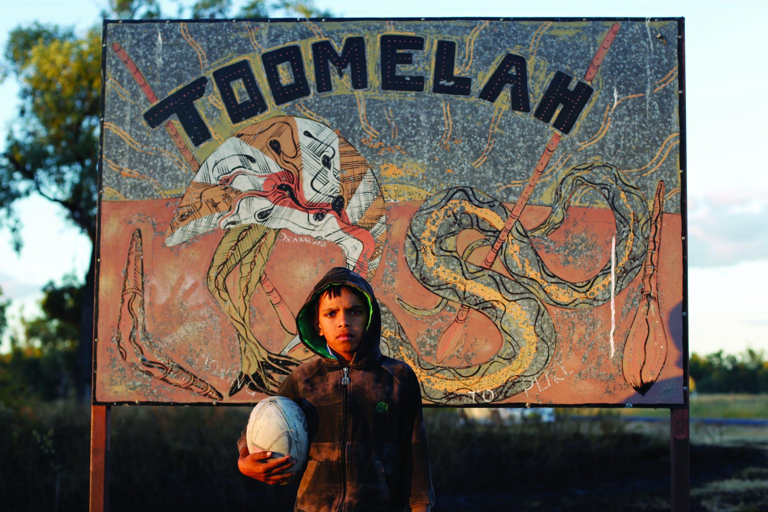 GOING NOWHERE IN TOOMELAH