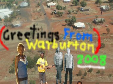 Greetings from Warburton