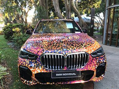 Sunshine Coast Art Prize Finalists Paint BMWs