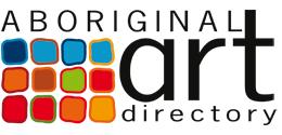 Aboriginal Art Directory Logo