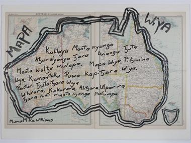 'Mapa Wiya' (Your Map's Not Needed)