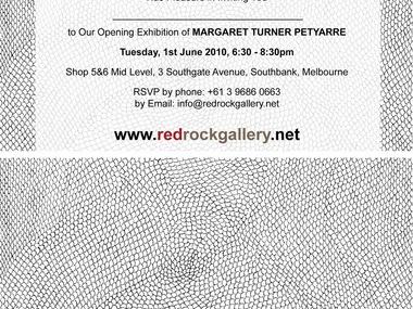Margaret Petyarre Turner