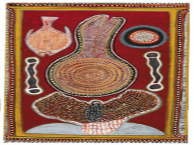 Mossgreen Auctions Important Early Aboriginal Art