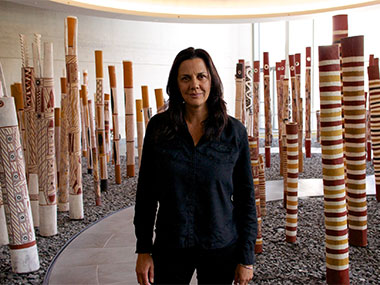 National Indigenous Art Gallery for Alice Springs?