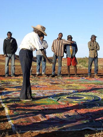The Nguarra Canvas