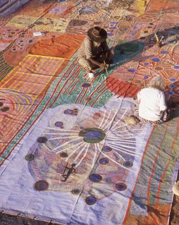 The Ngurrara Canvas