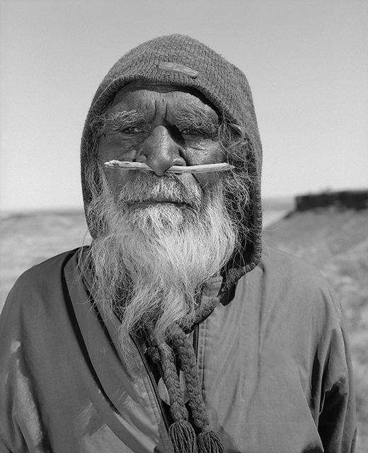 Portrait of Brandy Tjungurrayi