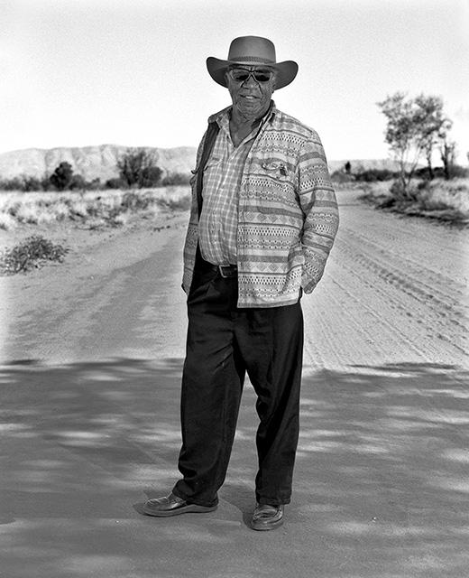 Portrait of Michael Nelson Jagamara