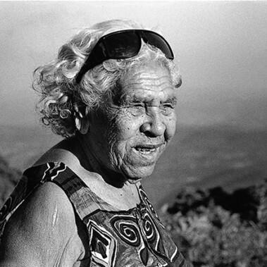 Portrait of Queenie McKenzie