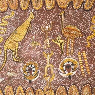 Wandjina Ceremony and Hunting Story