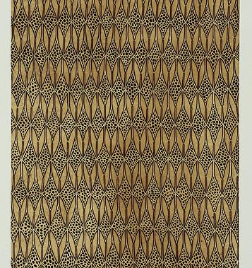 Thabu ganaw (snake skin)My grandfather's totem – Thabu clan