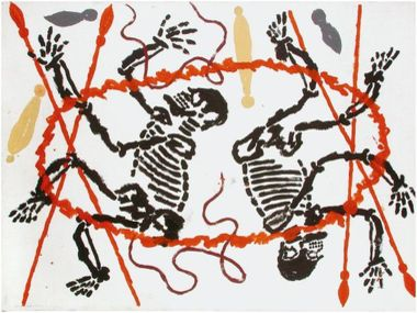 The Astounding Arnaud Serval Auction of Aboriginal Art in Geneva on November 13