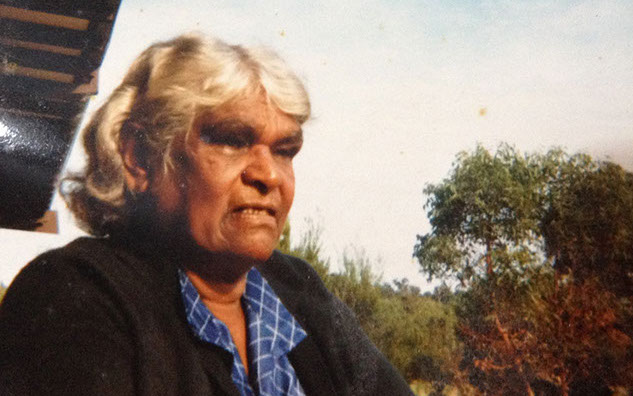'THE MATRIARCH OF NOONGAR ART'