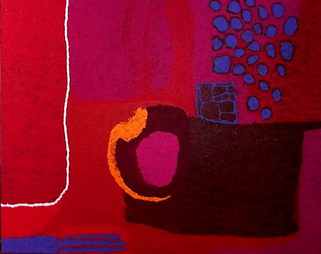 """Warmala""""Watson is a master of invention….Each painting tells a specific story"""