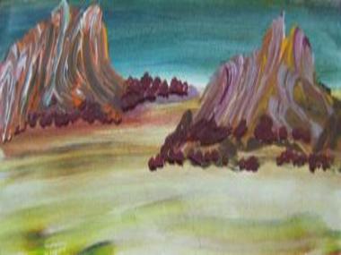 Ways of Seeing- Aboriginal outsider art