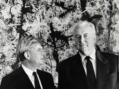 WHITLAM MALIGNED BY FAIRFAX