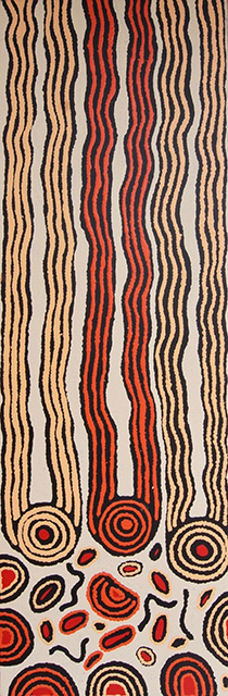Women's BusinessBorn in Papunya and growing up in the Western Desert