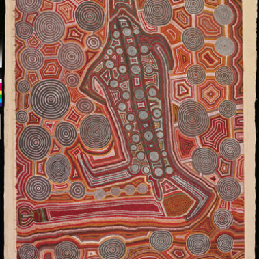 YumariThis artwork was part of a special slideshow feature for the exhibition Papunya Painting: Out of the Desert at the Australian Museum