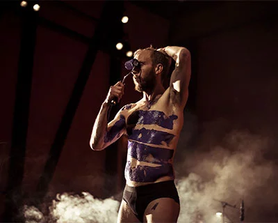 John Bray, Dharawungara, 2018 performance